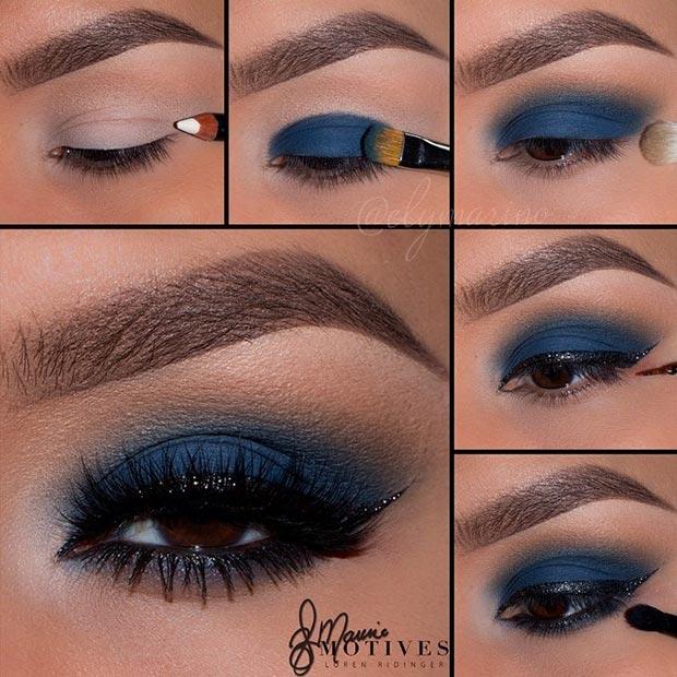 spesso Best Eye make up tutorials VW12