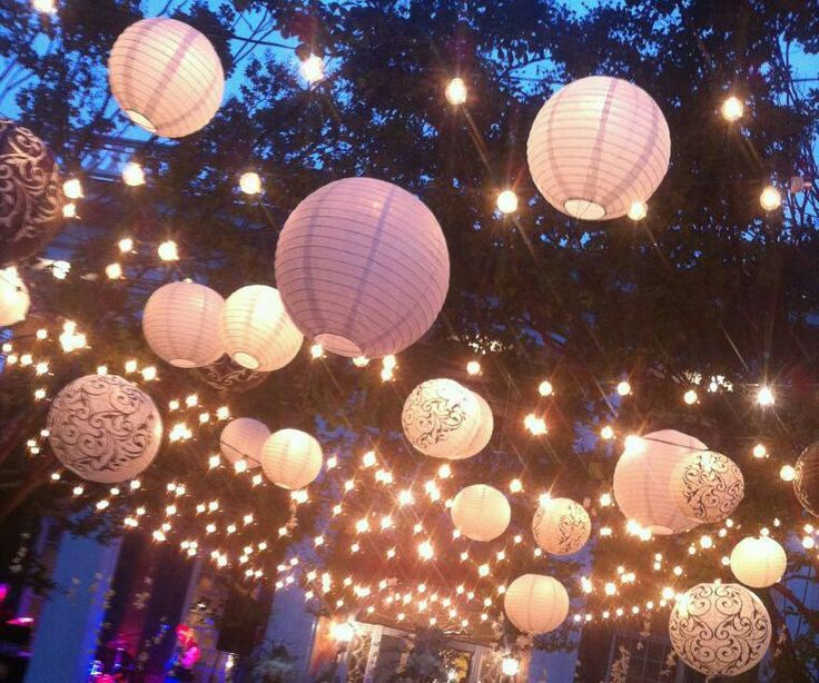 And you'll save on everything with Paper Lantern Store coupons. No matter your color scheme or venue, you'll find a lantern to match your event: Choose traditional round paper lanterns in a variety of patterns, including glitter lanterns. Try something a little more sturdy with reuseable nylon lanterns.