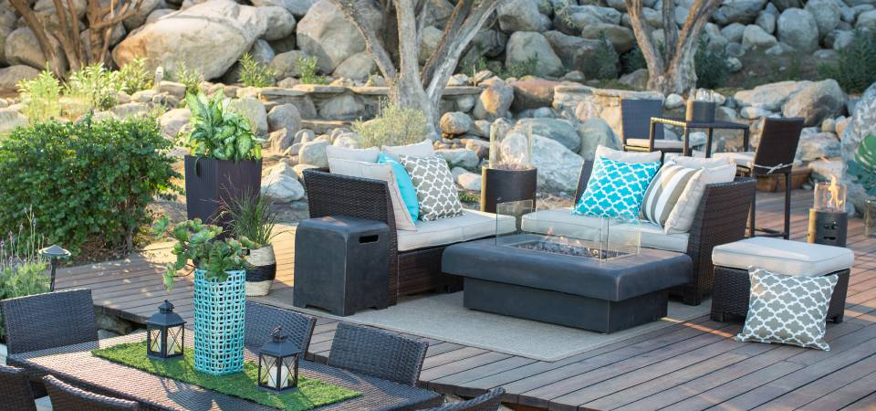 Patio Furniture. American Leisure Company Outdoor Furniture Patio