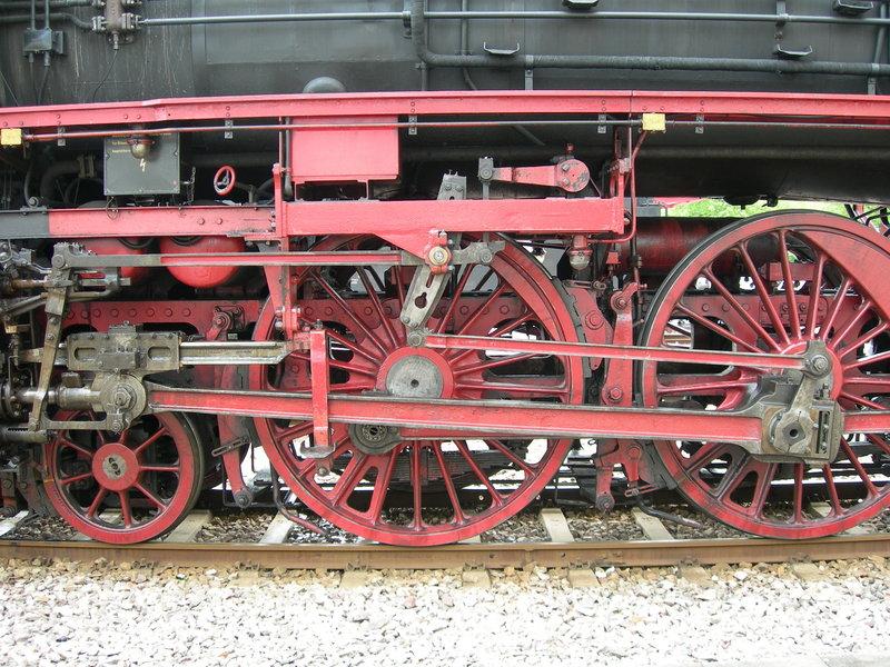 Parts Train
