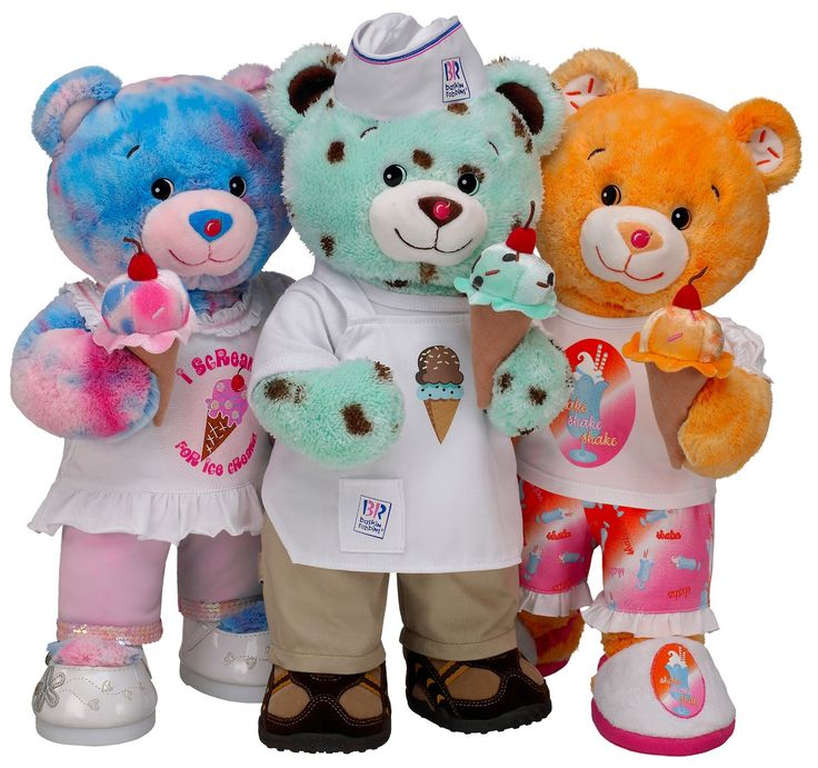 Build a bear in store coupons 2019