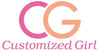 Customized Girl logo