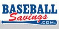 Baseball Savings logo