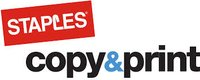 Staples Copy and Print logo