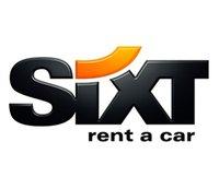 Sixt Car Rental logo