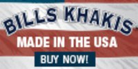 Bills Khakis logo