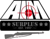 Aim Surplus logo