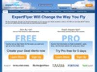 ExpertFlyer.com logo
