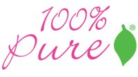 100 Percent Pure logo