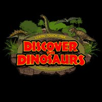 Discover The Dinosaurs logo