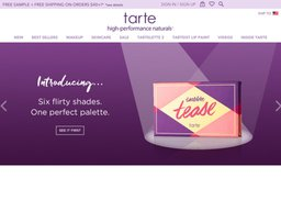 Tarte screenshot