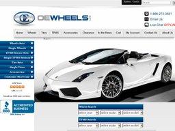 OE Wheels screenshot