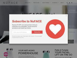NuFACE screenshot