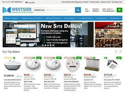 Westside Wholesale screenshot