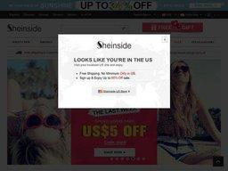 SheInside screenshot
