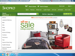 ShopKo screenshot