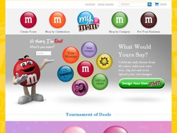 My M&M's screenshot