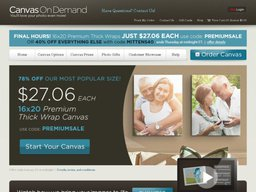 Canvas On Demand screenshot