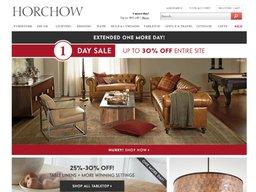 Horchow screenshot
