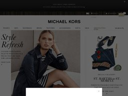 Michael Kors screenshot