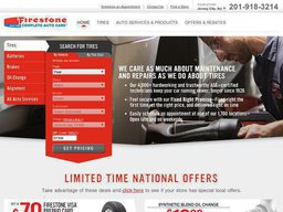 Firestone Complete Auto Care screenshot