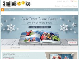 SmileBooks screenshot