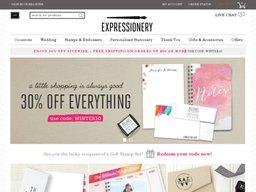 Expressionery screenshot