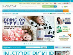 Shop.com screenshot