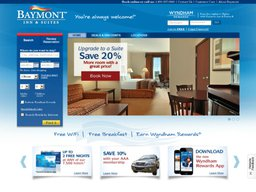 Baymont Inn & Suites screenshot