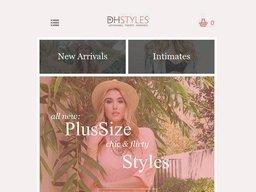 DHStyles screenshot