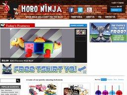 Hobo Ninja screenshot