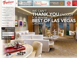Tropicana Las Vegas screenshot