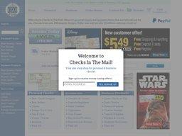 Checks In The Mail screenshot