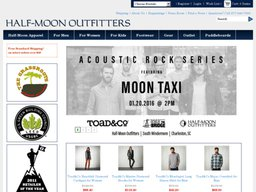Half-Moon Outfitters screenshot