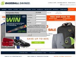 Baseball Savings screenshot