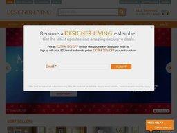Designer Living screenshot