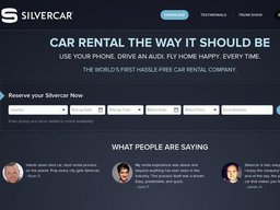 Silvercar screenshot