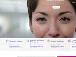 Pitney Bowes screenshot