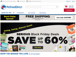 Pet Food Direct screenshot