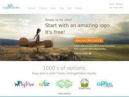 Logo Garden screenshot