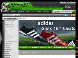 Soccer Garage screenshot