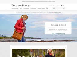 Dooney & Bourke screenshot