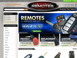 Car and Truck Remotes screenshot