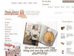 Paula Deen Store screenshot