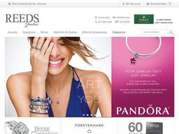 REEDS Jewelers screenshot