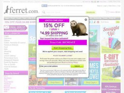 Ferret.com screenshot