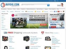 BuyDig screenshot