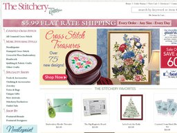 The Stitchery screenshot