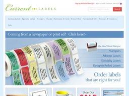 Current Labels screenshot