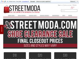 Street Moda screenshot
